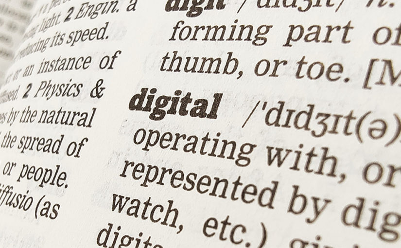 What does 'digital' mean for your union?
