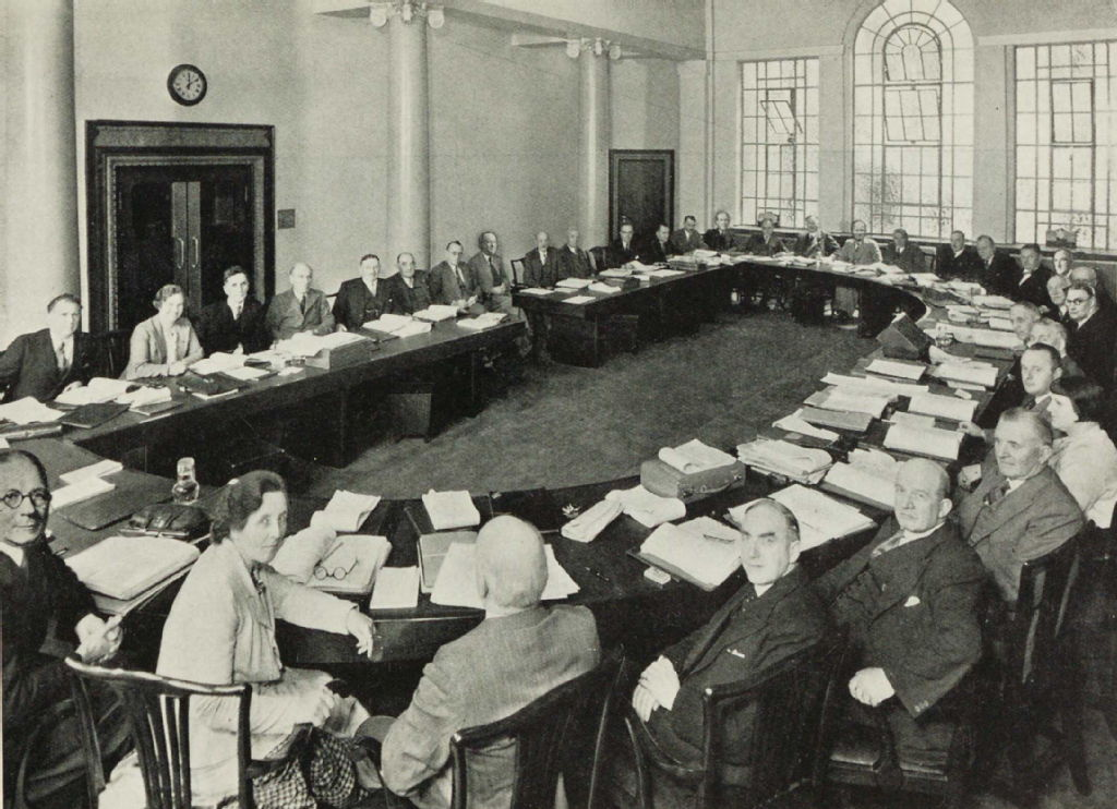 TUC General Council 1938