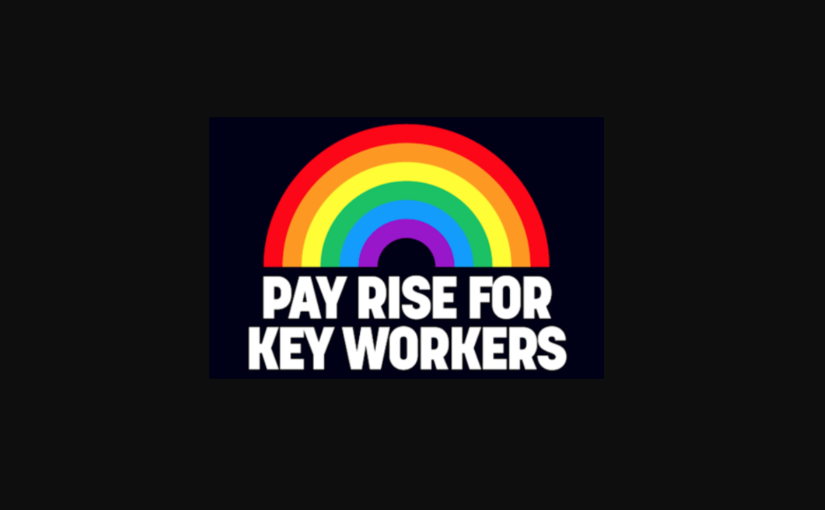 New digital tactics behind our key workers' pay rise campaign
